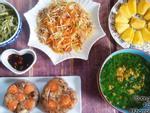 Bữa cơm tròn 100.000 đồng cho cả nhà thỏa sức ăn ngon