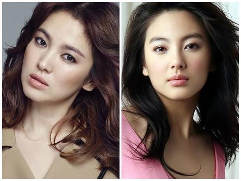 Song Hye Kyo và Trương Vũ Kỳ: Nhan sắc giống nhau nhưng tình tiền hoàn toàn trái ngược