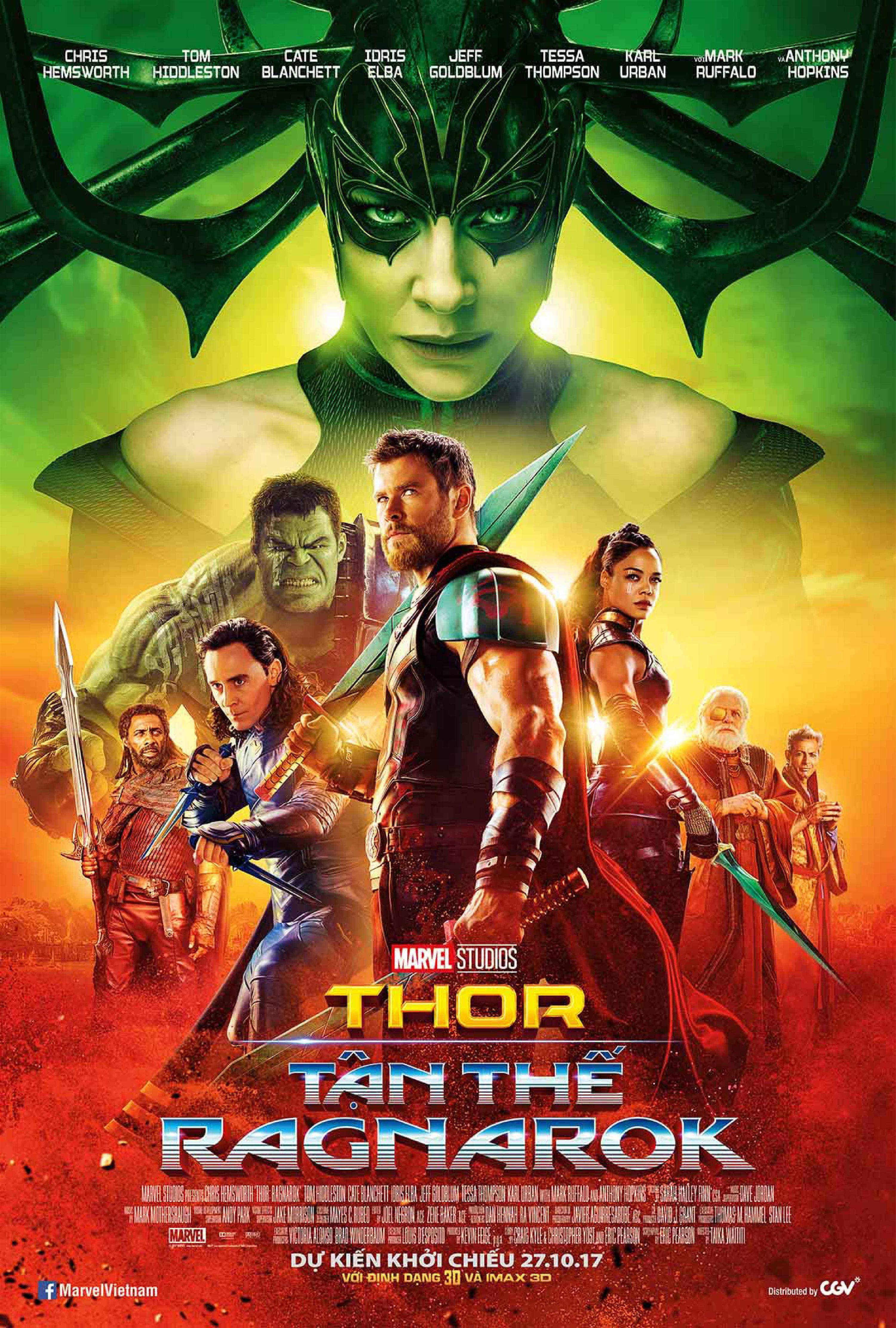 Minh Tú tự tin phỏng vấn dàn sao Thor: Ragnarok tại Úc-8
