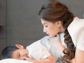 MC Quỳnh Chi lần đầu trải lòng sau 2 năm giành quyền nuôi con