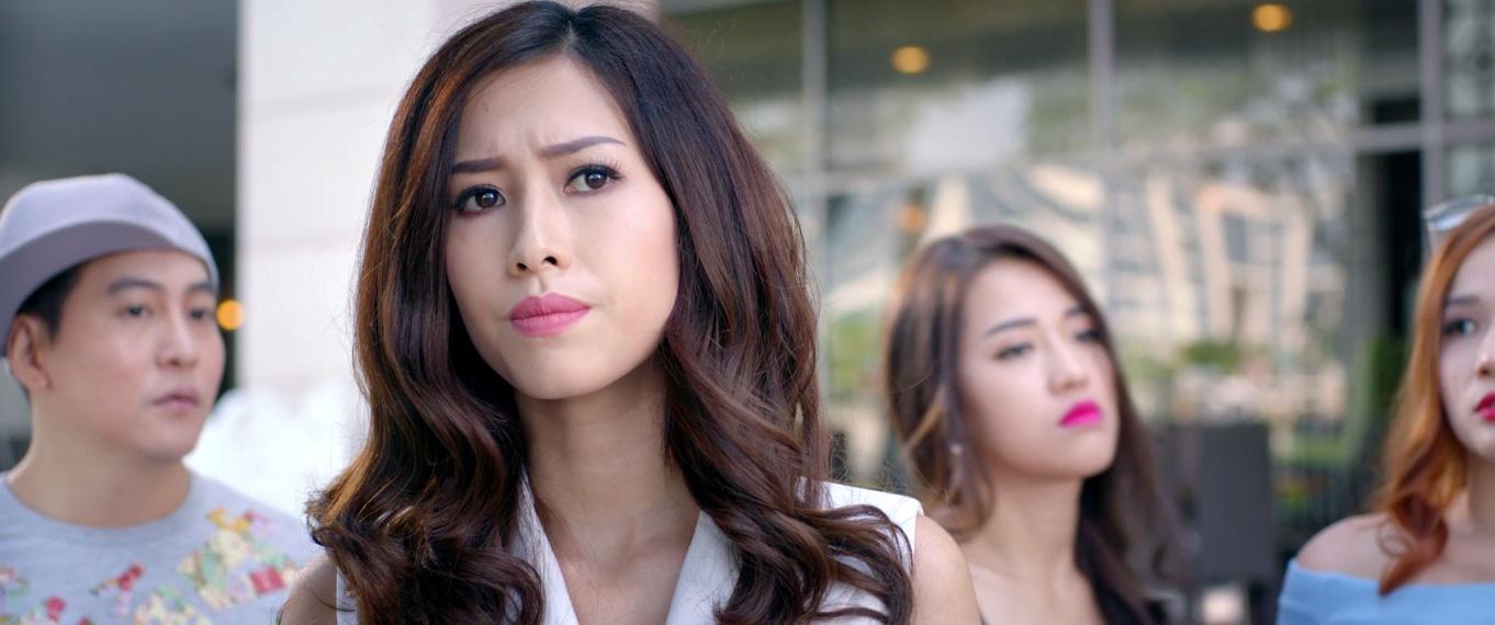 Chơi thì chịu ra mắt MV nhạc phim lộ cảnh nóng của Trương Thế Vinh và Kim Tuyến-2