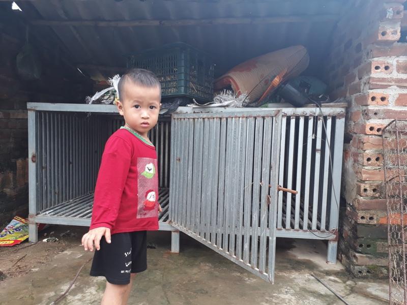 Thông tin bất ngờ về cậu bé 3 tuổi ở Việt Nam gây sốt báo quốc tế vì... cưỡi trăn như đi thuyền-2
