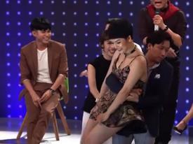 TV Show tuần: Miu Lê 'bắt bẻ' Trường Giang mặc kệ khách mời can ngăn