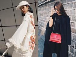 Phí Phương Anh - Hoàng Ku 'phá đảo' Seoul Fashion Week ngày đầu xuất hiện
