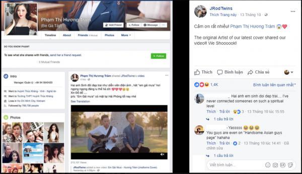 Anh em sinh đôi gốc Việt cover 'Em gái mưa' ngọt lịm gây sốt mạng xã hội-2