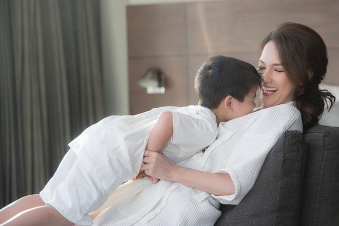 MC Quỳnh Chi lần đầu trải lòng sau 2 năm giành quyền nuôi con-2