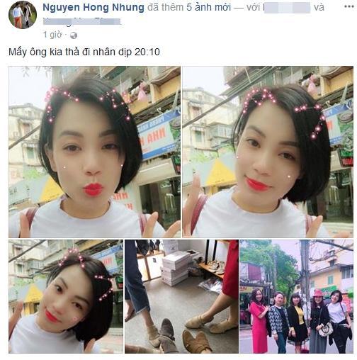 Bà xã Xuân Bắc bác thông tin bị chồng đánh chảy máu chỉ vì khẩu chiến chuyện con chó-2