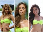 Top 10 mỹ nhân trình diễn bikini nóng bỏng nhất Miss Grand International 2017