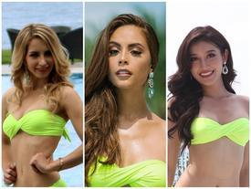 Tua lại 10 màn trình diễn bikini nóng bỏng nhất Miss Grand International 2017