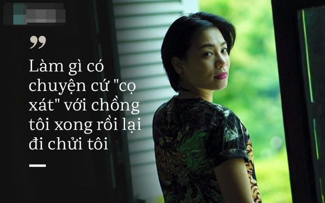 Bà xã Xuân Bắc nói về Kim Oanh: Trước mặt tôi sao cứ cọ vào chồng tôi như múa cột thế?-5