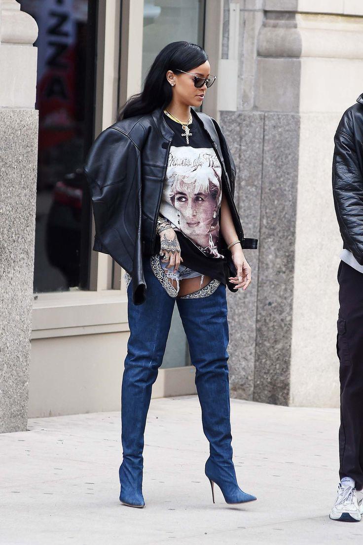 Những kiểu giày độc lạ gắn mác Rihanna-4