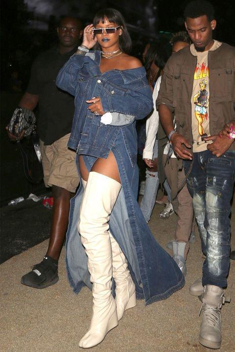 Những kiểu giày độc lạ gắn mác Rihanna-5