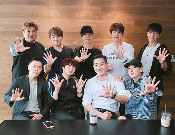 Chưa cần trở lại, Super Junior ẵm liền danh hiệu Best K-Pop từ đấu trường quốc tế-3