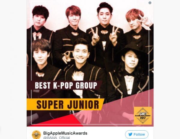 Chưa cần trở lại, Super Junior ẵm liền danh hiệu Best K-Pop từ đấu trường quốc tế-5