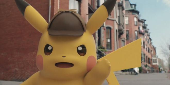 Phiên bản người đóng của Thám tử Pikachu chuẩn bị bấm máy-1