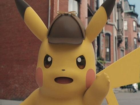 Phiên bản người đóng của 'Thám tử Pikachu' chuẩn bị bấm máy