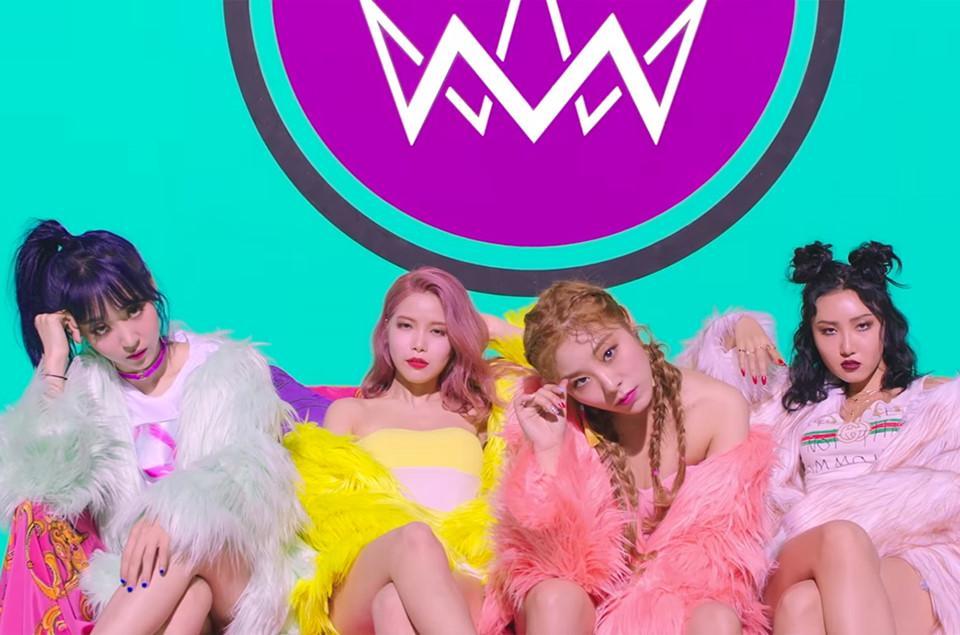 Những nhóm nhạc đàn em xứng đáng kế thừa ngôi vị của SNSD, 2NE1-9
