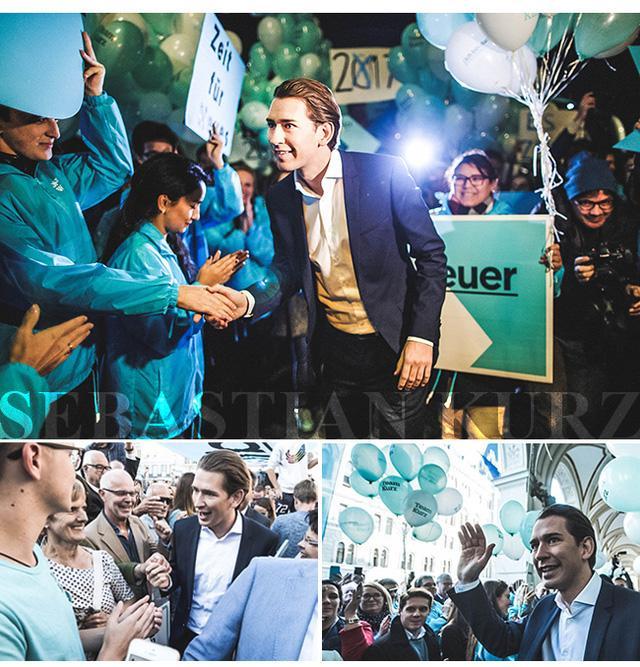 27 tuổi làm Ngoại trưởng, 31 tuổi sắp trở thành Thủ tướng, làn gió mới Sebastian Kurz là ai?-4