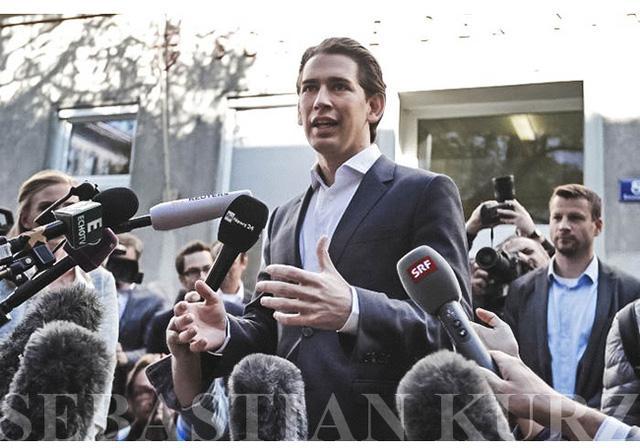 27 tuổi làm Ngoại trưởng, 31 tuổi sắp trở thành Thủ tướng, làn gió mới Sebastian Kurz là ai?-7