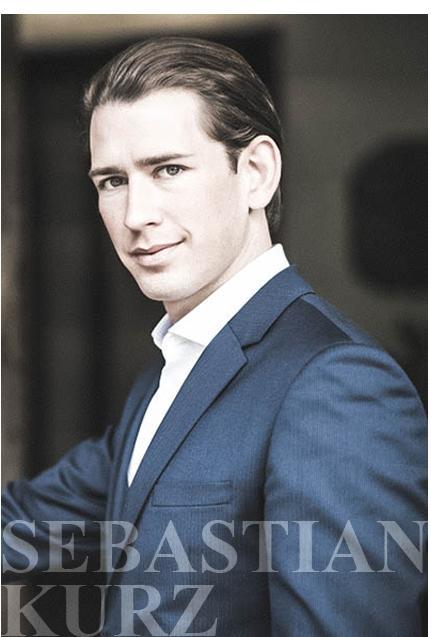 27 tuổi làm Ngoại trưởng, 31 tuổi sắp trở thành Thủ tướng, làn gió mới Sebastian Kurz là ai?-8