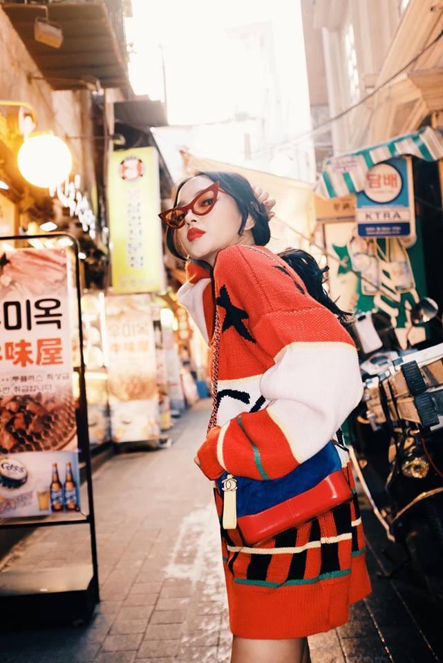 Hot girl - hot boy Việt 18/10: Yến Tatoo gây thương nhớ khi cover hit của Noo Phước Thịnh-4