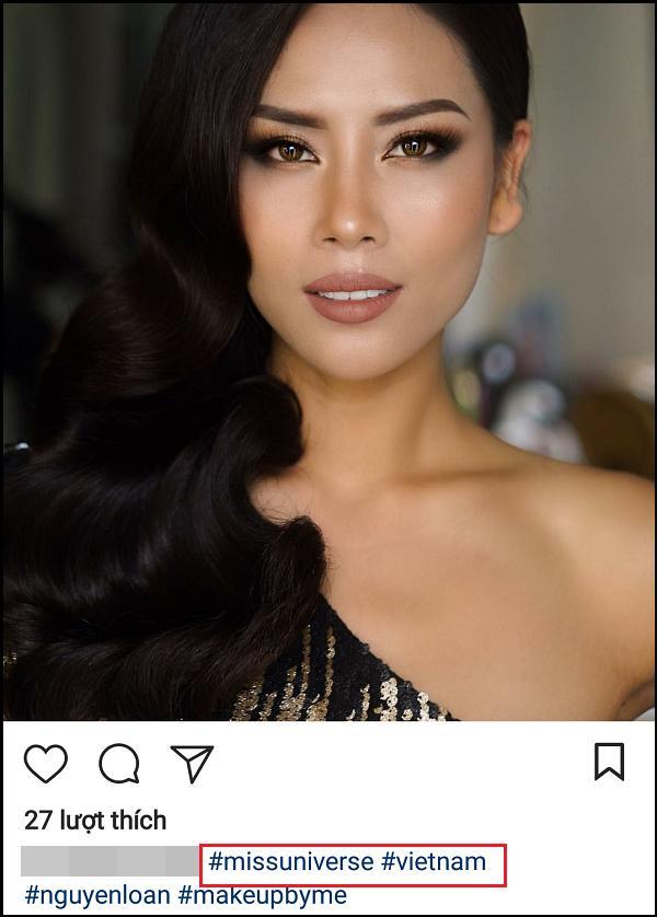 Hồ sơ dự thi Hoa hậu Hoàn vũ Thế giới của Nguyễn Thị Loan đã gửi tới Cục Nghệ thuật Biểu diễn-2