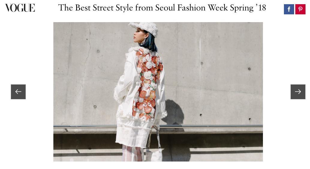 Ngày đầu ra quân, Phí Phương Anh chễm chệ trên tạp chí Vogue Pháp và Mỹ-1
