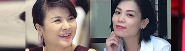 Vợ Xuân Bắc 'khẩu chiến' với Kim Oanh