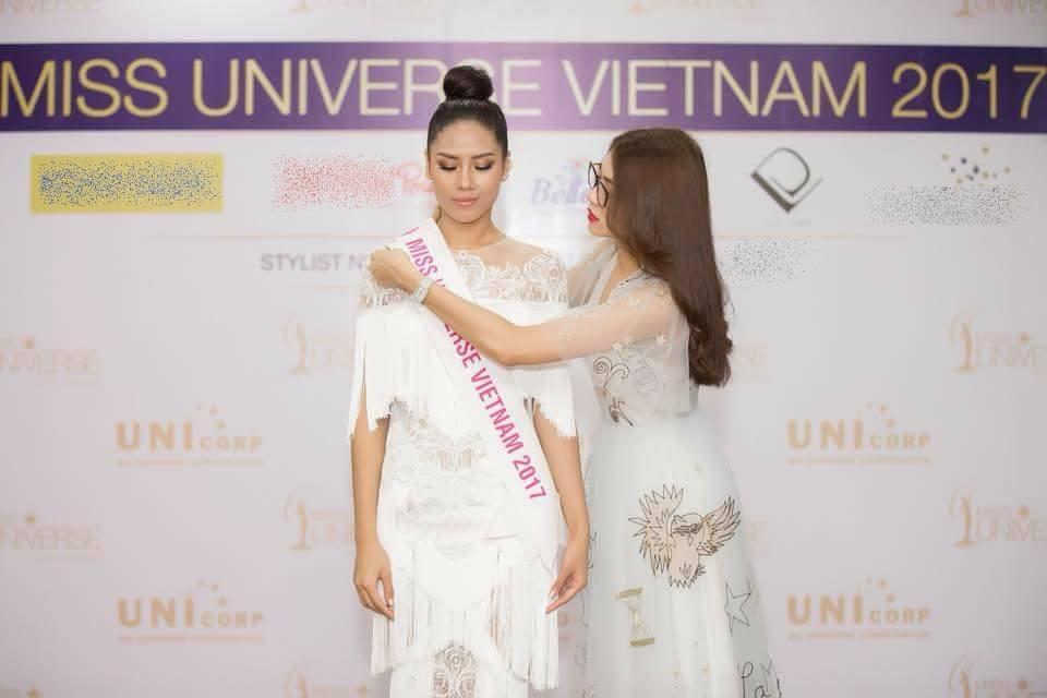 Được chọn thi Miss Universe 2017, Nguyễn Thị Loan lập nên kỷ lục chưa từng có-2
