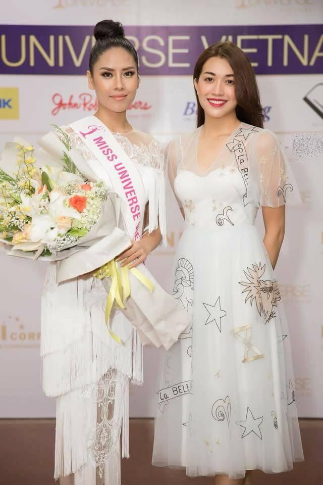 Được chọn thi Miss Universe 2017, Nguyễn Thị Loan lập nên kỷ lục chưa từng có-3
