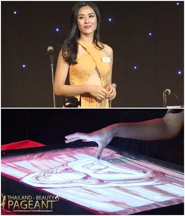 Được chọn thi Miss Universe 2017, Nguyễn Thị Loan lập nên kỷ lục chưa từng có-5