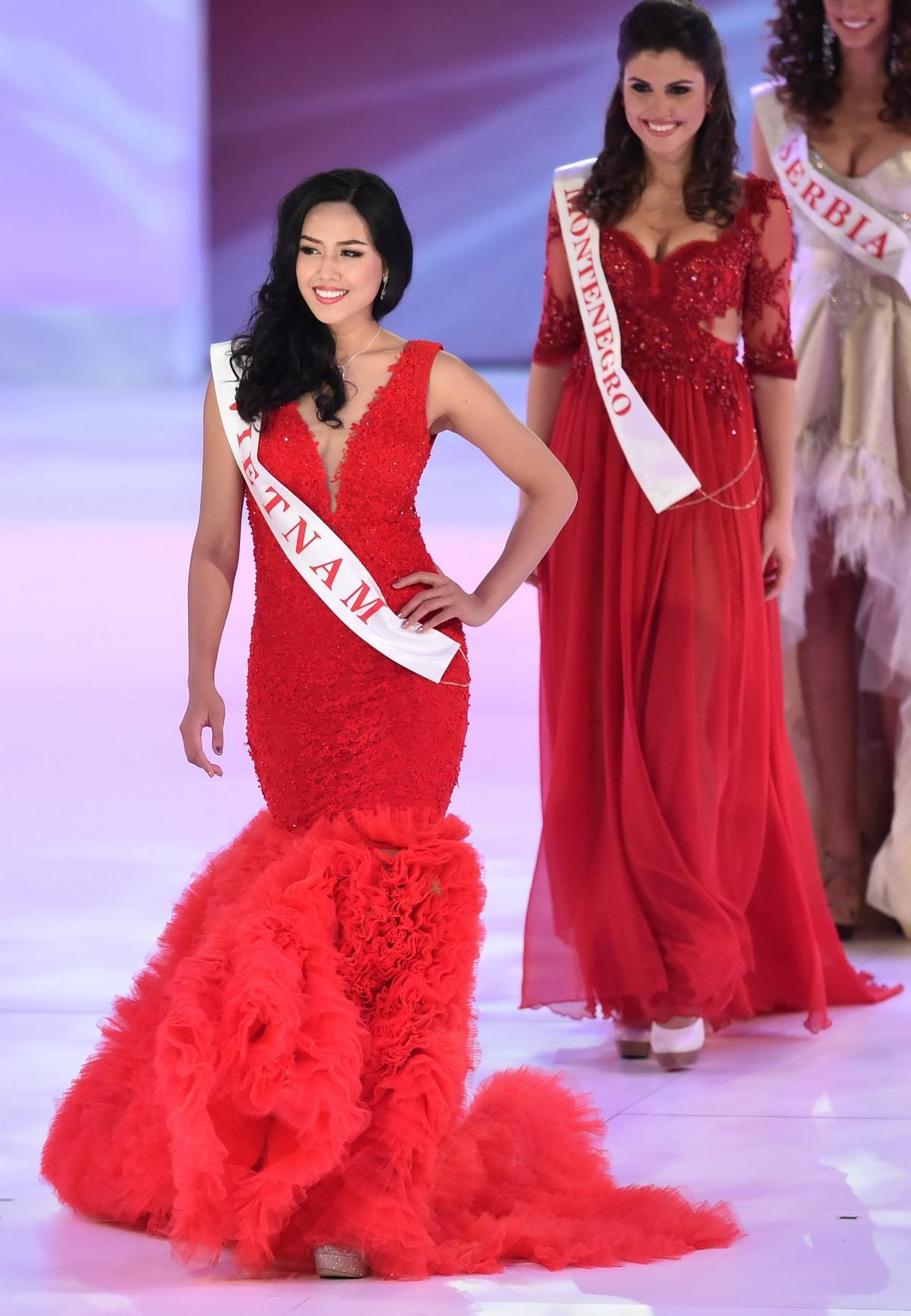 Được chọn thi Miss Universe 2017, Nguyễn Thị Loan lập nên kỷ lục chưa từng có-8