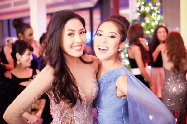 Được chọn thi Miss Universe 2017, Nguyễn Thị Loan lập nên kỷ lục chưa từng có-7