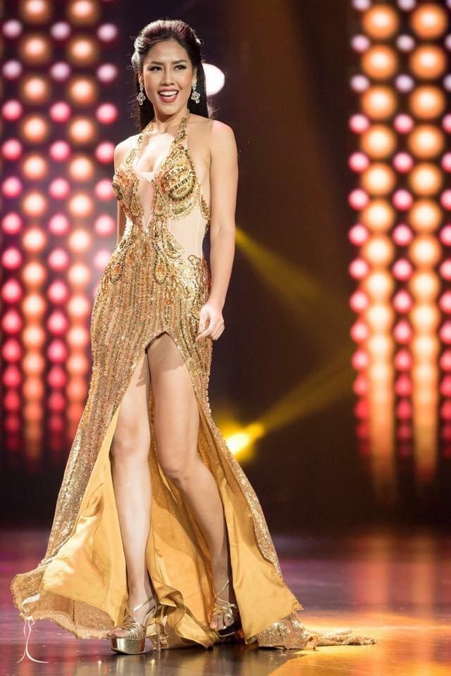 Được chọn thi Miss Universe 2017, Nguyễn Thị Loan lập nên kỷ lục chưa từng có-9