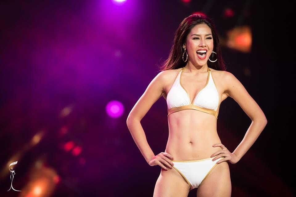 Được chọn thi Miss Universe 2017, Nguyễn Thị Loan lập nên kỷ lục chưa từng có-11