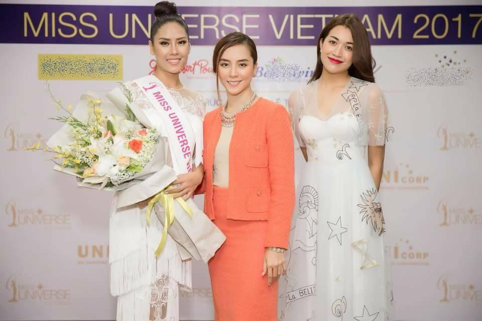 Được chọn thi Miss Universe 2017, Nguyễn Thị Loan lập nên kỷ lục chưa từng có-12