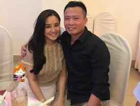 Lộ diện danh tính chồng đại gia giấu mặt của Vy Oanh
