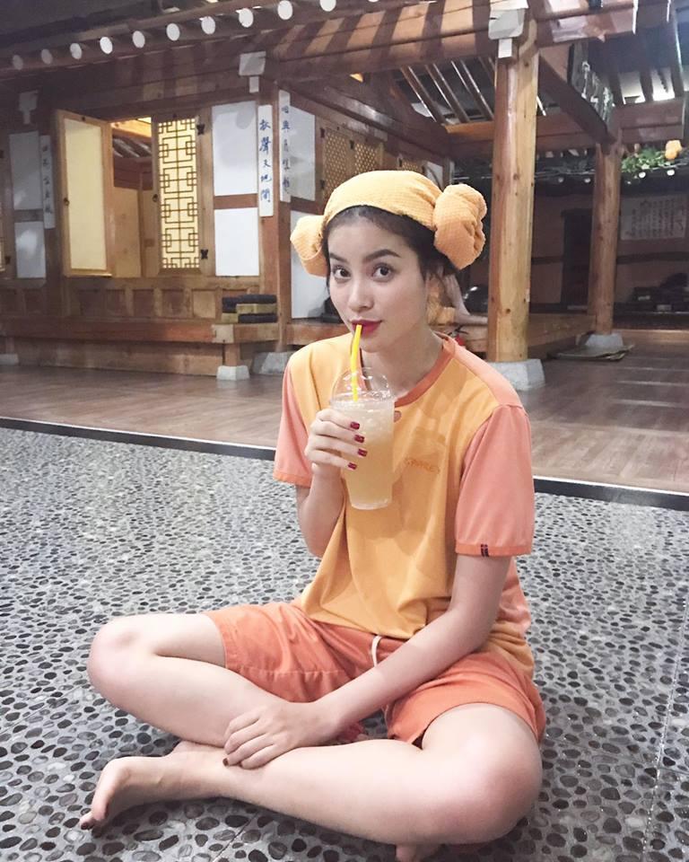Tin sao Việt 18/10: Hoa hậu Kỳ Duyên tối ngủ không trằn trọc, sáng dậy không hối tiếc-9