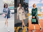 Dàn hot-face Việt diện áo ngắn cũn cỡn, khoe vòng 2 thon gọn trong street style tuần này-11