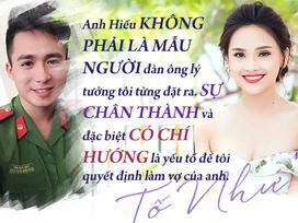 Top 10 'Hoa hậu Việt Nam' Tố Như lần đầu lên tiếng về đám cưới bất ngờ với 'hotboy cảnh sát'