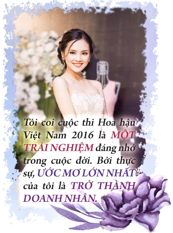 Top 10 Hoa hậu Việt Nam Tố Như lần đầu lên tiếng về đám cưới bất ngờ với hotboy cảnh sát-1
