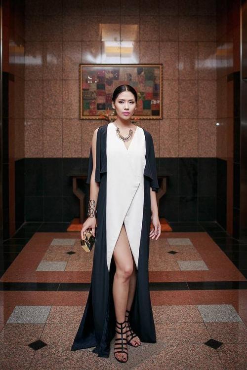 Nguyễn Thị Loan 'lên đời' gout thời trang chứng tỏ đẳng cấp đại diện Việt Nam tại Miss Universe 2017-10