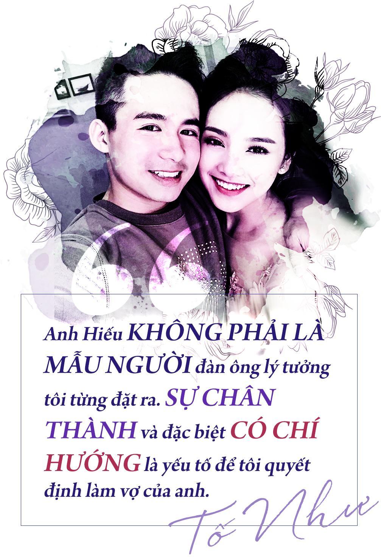 Top 10 Hoa hậu Việt Nam Tố Như lần đầu lên tiếng về đám cưới bất ngờ với hotboy cảnh sát-5