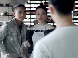 'Glee': Bắt gặp Angela Phương Trinh tình tứ với Hữu Vi, Rocker Nguyễn lao vào đánh tình địch