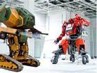 Mỹ đánh bại Nhật Bản trong cuộc chiến robot khổng lồ