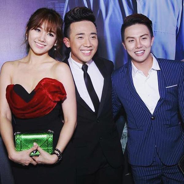 Duy Khánh từng nhắn tin cho Hari Won xin lỗi chuyện với Trấn Thành nhưng không được hồi đáp-1