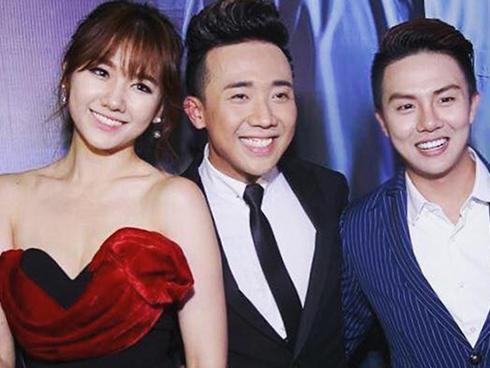 Duy Khánh từng nhắn tin cho Hari Won xin lỗi chuyện với Trấn Thành nhưng không được hồi đáp