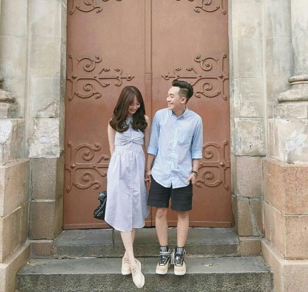 Valentine muốn nổi bật, học cách mix đồ đôi đẹp vô đối của những cặp tình nhân nổi tiếng giới trẻ Việt-9