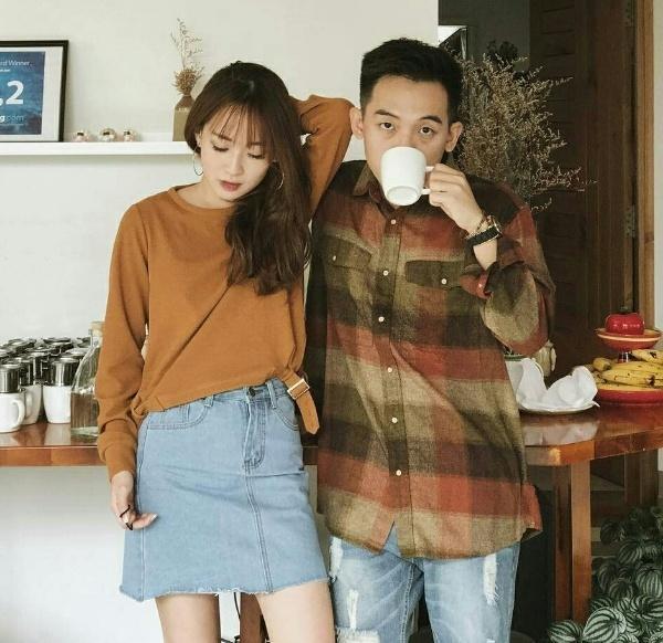 Valentine muốn nổi bật, học cách mix đồ đôi đẹp vô đối của những cặp tình nhân nổi tiếng giới trẻ Việt-10