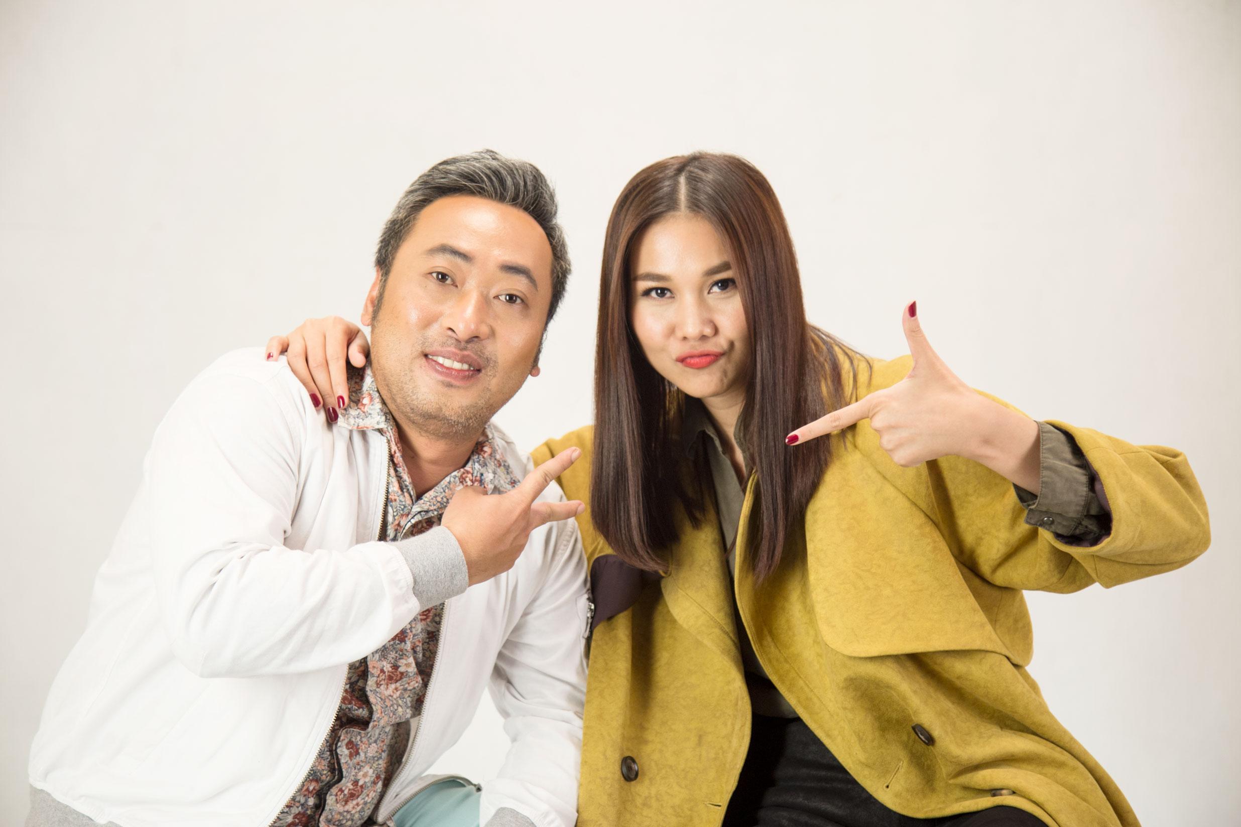 Nghe Thanh Hằng và đạo diễn Quang Dũng tám về phụ nữ nhân ngày 20/10-4